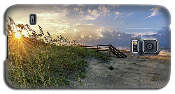 Isle Of Palms Sunstar Galaxy S5 Case