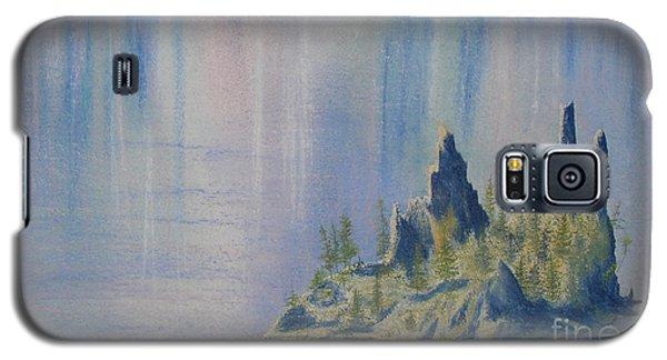 Isle Of Reflection Galaxy S5 Case