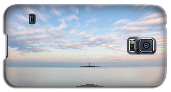 Islet Baraban With Lighthouse Galaxy S5 Case