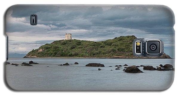 Small Island On The Sea Galaxy S5 Case