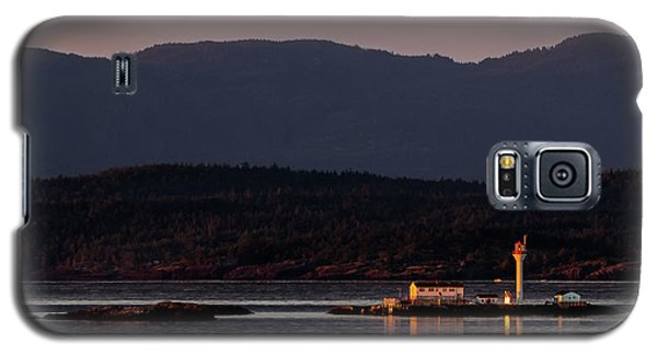 Isolated Lighthouse Galaxy S5 Case