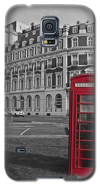 Isolated Phone Box Galaxy S5 Case