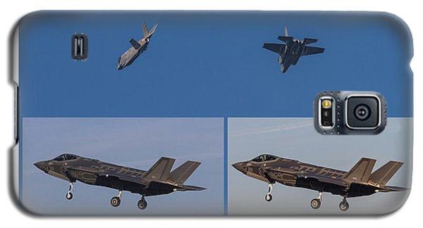 Israeli Air Force First Two F-35i Adir Galaxy S5 Case