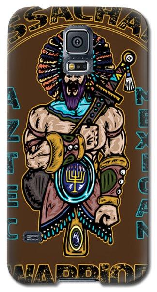 Issachar Aztec Warrior Galaxy S5 Case
