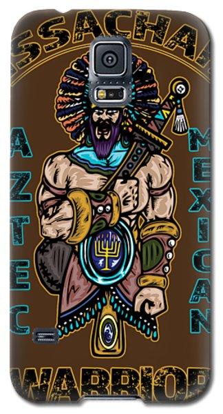 Issachar Aztec Warrior Tsd Galaxy S5 Case