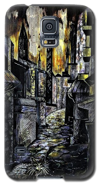 Istanbul Impressions. Lost In The City. Galaxy S5 Case