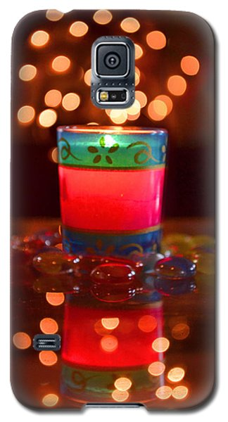 Galaxy S5 Case featuring the photograph It Feels Like Christmas II by Rima Biswas