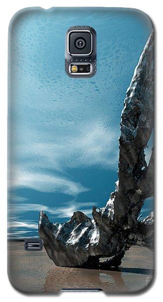 It Fell To Earth Galaxy S5 Case