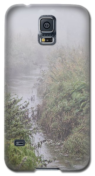 Galaxy S5 Case featuring the photograph It Flows From The Mist by Odd Jeppesen
