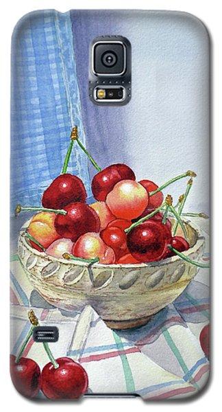 It Is Raining Cherries Galaxy S5 Case