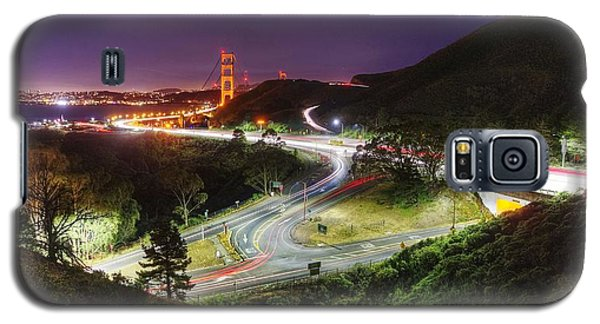 Galaxy S5 Case featuring the photograph It Never Stops, It Never Gets Old by Peter Thoeny
