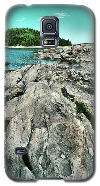Galaxy S5 Case featuring the photograph It Rocks  by Aimelle