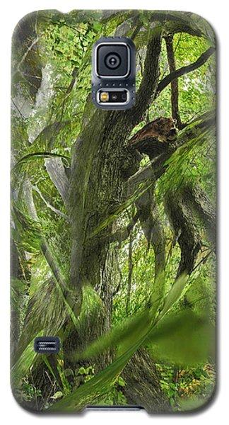 It Was A Windy Day.... Galaxy S5 Case