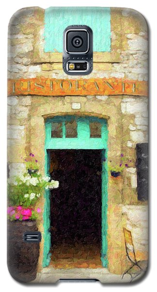 Italian Cafe Galaxy S5 Case