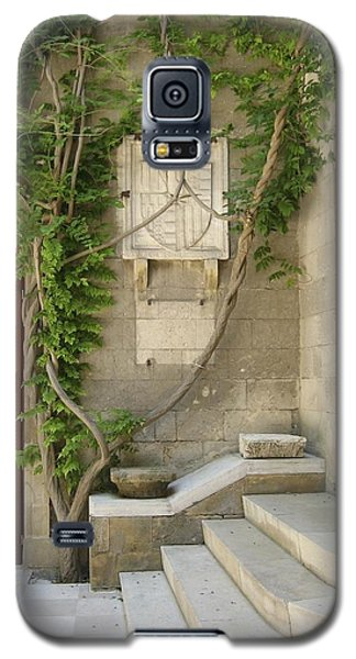 Italian Courtyard- Brindisi Galaxy S5 Case