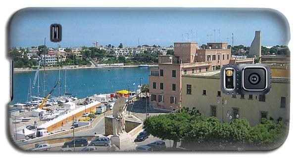 Italian Harbor- Brindisi, Apulia Galaxy S5 Case