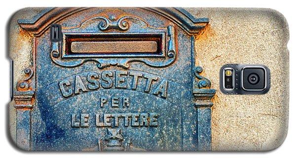 Italian Mailbox Galaxy S5 Case