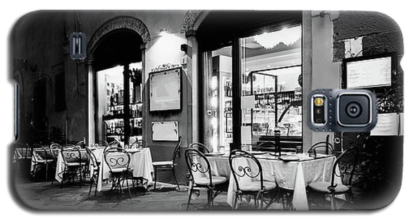 Italian Restaurant In Lucca, Italy Galaxy S5 Case