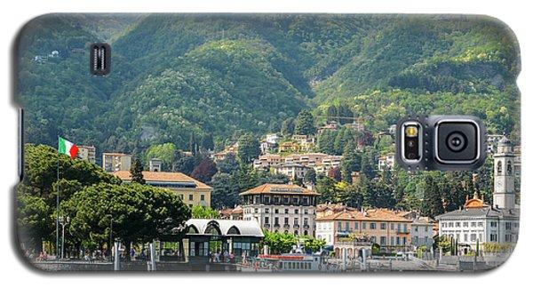 Italian Village On Lake Como Galaxy S5 Case