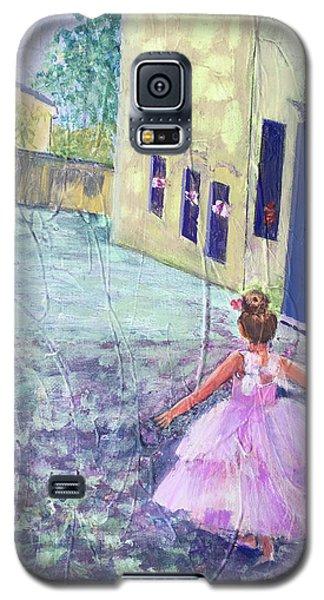 Italian Wedding Galaxy S5 Case