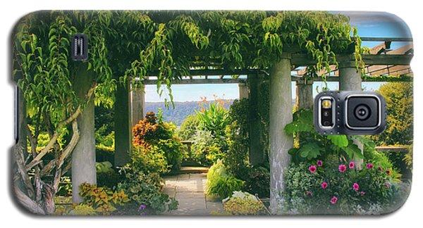 Italianate Terrace Galaxy S5 Case by Jessica Jenney