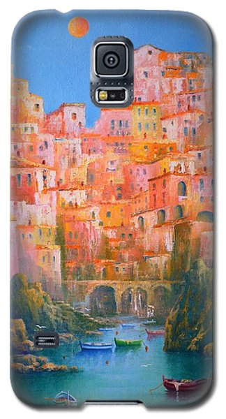 Impressions Of Italy   Galaxy S5 Case