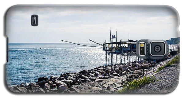 Italy - The Trabocchi Coast 2  Galaxy S5 Case