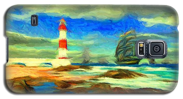 Itapua Lighthouse 1 Galaxy S5 Case