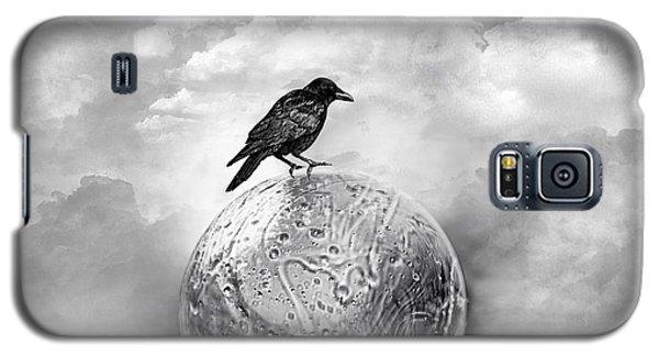 It's A Crow's World Galaxy S5 Case