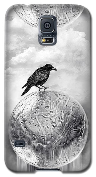 It's A Crow's World Galaxy S5 Case