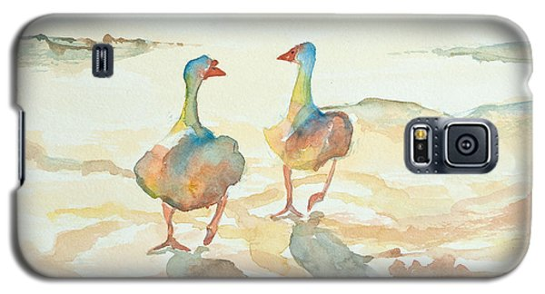 It's A Ducky Day Galaxy S5 Case