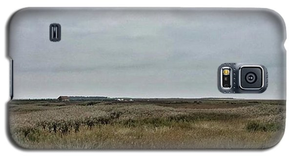 It's A Grey Day In North Norfolk Today Galaxy S5 Case