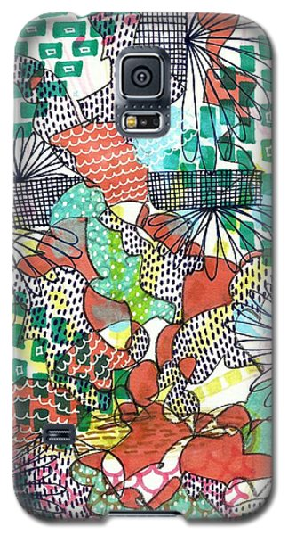 It's A Jungle Out There Galaxy S5 Case