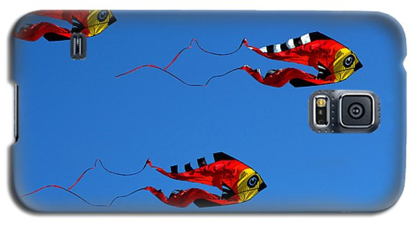 It's A Kite Kind Of Day Galaxy S5 Case