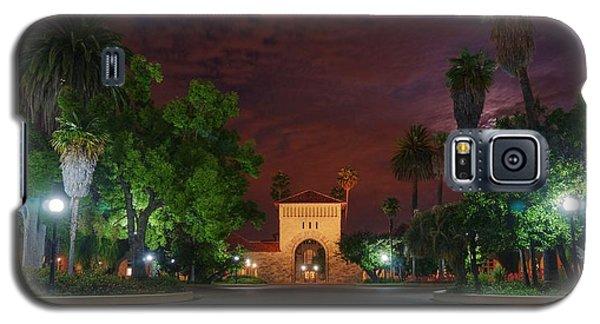 It's A Red Sky Night, Breathe It In Galaxy S5 Case