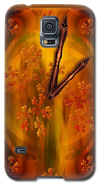 It's Autumn Time Galaxy S5 Case