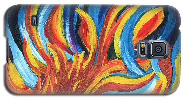 Its Elemental Galaxy S5 Case