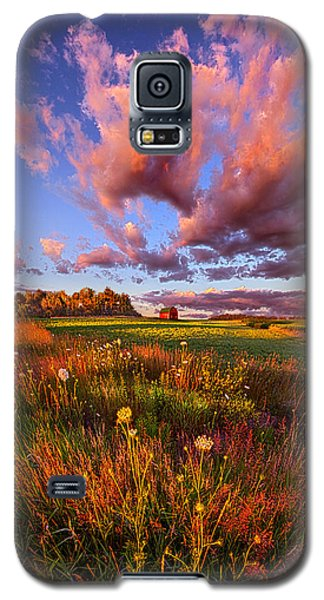 It's Like Going To Heaven With Your Feet Still On The Ground Galaxy S5 Case