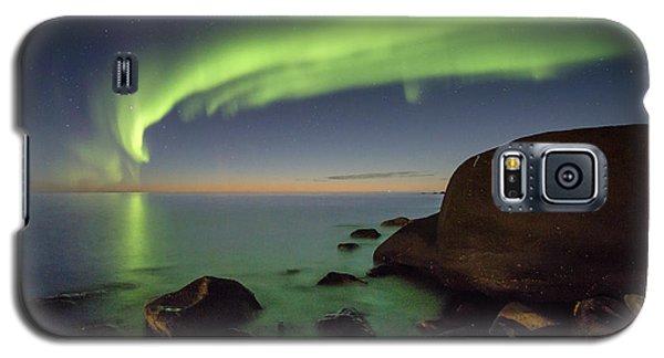 It's Not Even Night Yet Galaxy S5 Case
