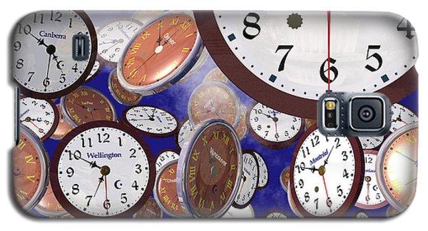 It's Raining Clocks - Washington D. C. Galaxy S5 Case