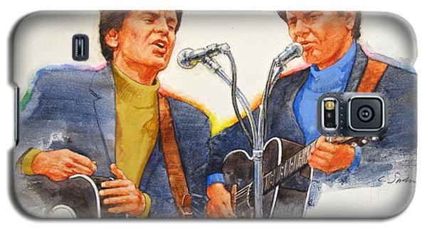 Its Rock And Roll 4  - Everly Brothers Galaxy S5 Case