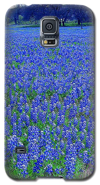 It's Spring - Texas Bluebonnets Time Galaxy S5 Case