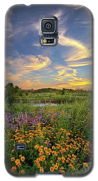 It's Time To Relax Galaxy S5 Case