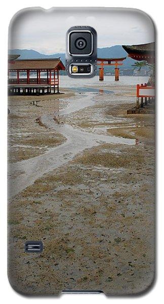 Itsukushima Shrine And Torii Gate Galaxy S5 Case