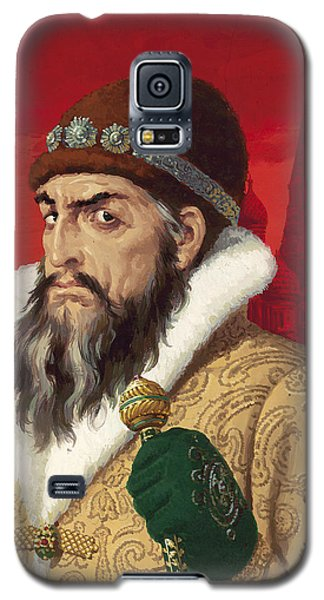 Ivan The Terrible Galaxy S5 Case by English School