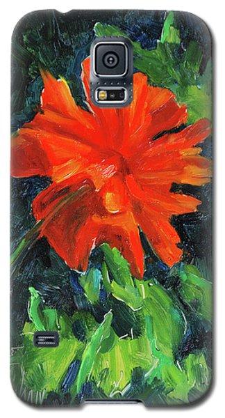 I've Got My Red Dress On Galaxy S5 Case by Billie Colson