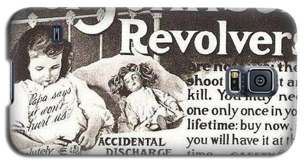 Iver Johnson Revolvers Galaxy S5 Case