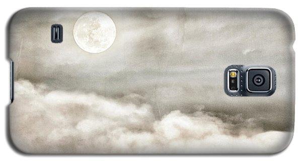 Ivory Moon Galaxy S5 Case