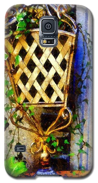 Ivy French Country White Galaxy S5 Case by Janine Riley