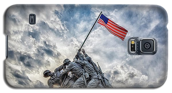 Iwo Jima Memorial Galaxy S5 Case